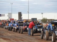 Tattersall's Finke Desert Race 2011 (By Carol Slade)
