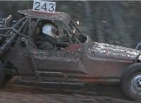 Car  243  Craig Funston and Shannon Jennings