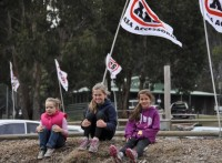 Loyal Spectators at ARB Highlands 150